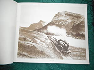 Through the Canadian Rockies. A Series of Views Illustrating the Chief Points of Interest and the ...