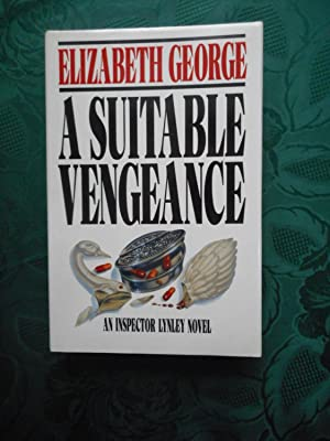 A Suitable Vengeance - SIGNED 1st Edition Copy