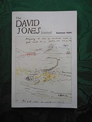The David Jones Journal Summer 1999. Volume 1 No. 3