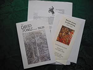 The David Jones Journal Winter 2002 / Spring 2003. Volume IV. Nos. 1 & 2.