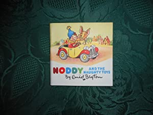 Noddy and the Naughty Toys (No. 2 from 'Noddy's Garage of Books').