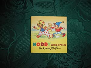 Noddy Wins a Prize (No. 4 from 'Noddy's Garage of Books').