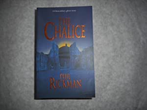 The Chalice (SIGNED Copy) A Glastonbury Ghost Story