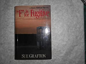 F is for Fugitive (SIGNED Copy)