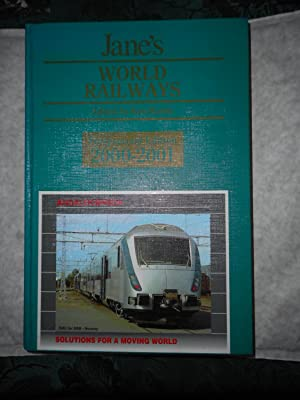 JANE'S World Railways, Forty Second Edition 2000-2001. (42nd Edition 2000-2001)