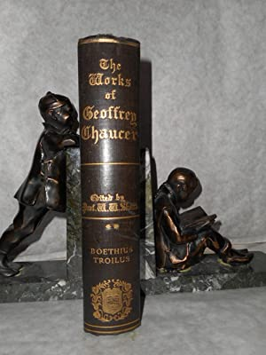 The Complete Works of Geoffrey Chaucer. Volume 2. BOETHIUS and TROILUS