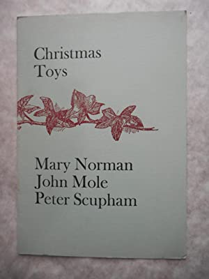 Christmas Toys (SIGNED Copy)