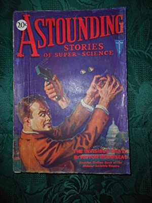 ASTOUNDING STORIES of SUPER-SCIENCE OCTOBER 1930 VOL. IV NO. ASTOUNDING STORIES of SUPER-SCIENCE ...