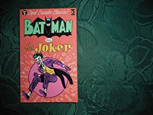 Batman Return of the Joker Caped Crusader Classics No 5