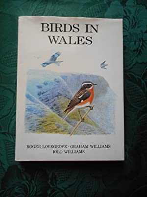 Birds in Wales. (SIGNED Copy)