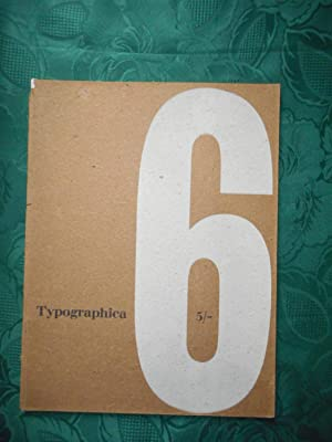 Typographica 6 (First Series)