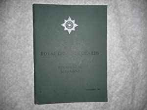 4th/7th Royal Dragoon Guards Regimental Magazine Vol. XX December 1968