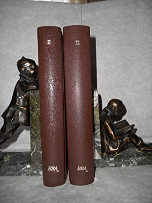 E. C. Slater. Biochimica et Biophysica Acta. Collected Papers 1957-1985. Two Volume Set. (From Pr...