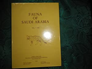 Fauna of Saudi Arabia Vol. 7 1985