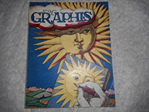 GRAPHIS MAGAZINE International Journal of Graphic Art and Applied Art. No 20 1947 (Vol 3) . Piero...