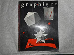 GRAPHIS MAGAZINE International Journal of Graphic Art and Applied Art. No 22 1948 (Vol 4) . In 3 ...