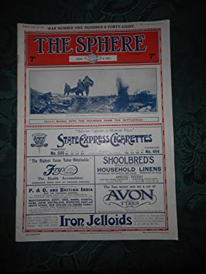 The Sphere June 2, 1917 Volume LXIX. No 906 - War Number 148. An Illustrated Newspaper for the Ho...