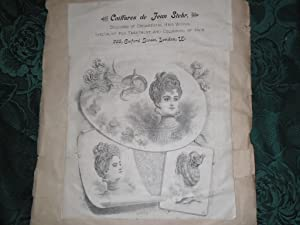 Coiffures De Jean Stehr . (Jean Stehr Hair Styles) 6 Loose, Mainly Double-Sided Sheets from an Al...