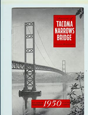 Souvenir of Tacoma Narrows Bridge
