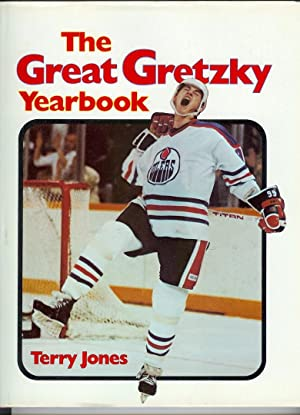 The Great Gretzky Yearbook (hardcover): Jones, Terry;