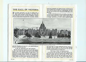 Victoria, British Columbia, An Attractive City On The Pacific Coast: Victoria and Island ...