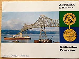 ASTORIA BRIDGE DEDICATION PROGRAM
