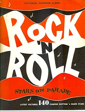Rock 'n Roll Stars on Parade; - multi-signed: Murray, Ben J.;