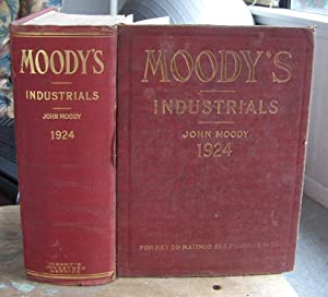 MOODY'S ANALYSES OF INVESTMENTS AND SECURITY RATING: Moody, John
