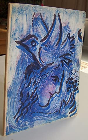 Marc Chagall. Monotypes En Noir Et En: Galerie Gerald Cramer