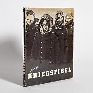 Kriegsfibel. War Primer. 1955. With original dustjacket.: Berthold Brecht