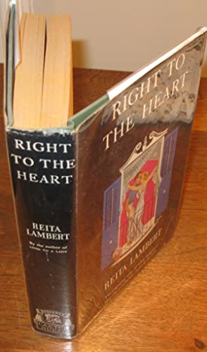 Right To The Heart: Lambert, Reita