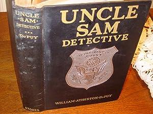Uncle Sam Detective: DuPuy, William Atherton