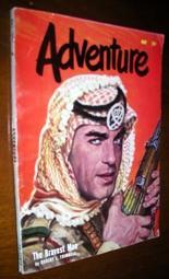 Adventure Magazine May 1951: The Bravest Man