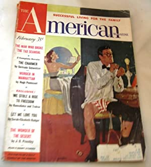 Murder in Manhattan in American Magazine February, 1952: Pentecost, Hugh