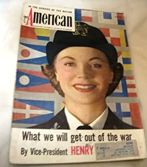Stranger in The House in American Magazine March 1943: Caspary, Vera