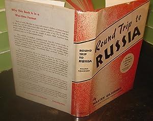 Round Trip to Russia: Walter Graebner