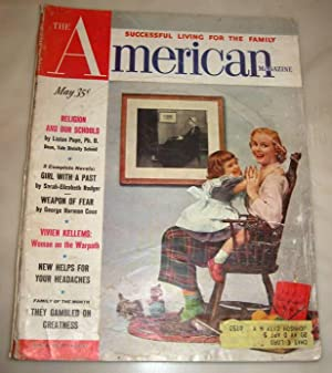 Weapon of Fear; Girl With A Past in American Magazine May 1952: Coxe, George Harmon; Rodger, ...