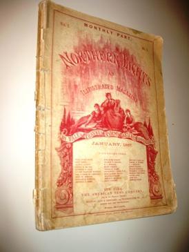 Northern Lights An Illustrated Magazine January 1867