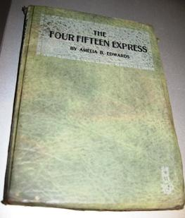 the four fifteen express: amelia b. edwards