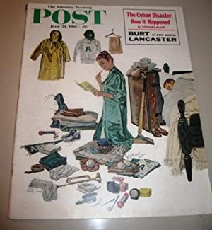 Death of A Demon (Conclusion) in Saturday Evening Post June 24, 1961: Rex Stout