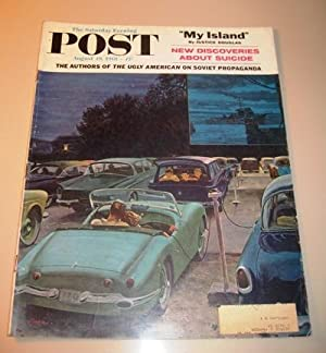 The Case of the Bigamous Spouse (sixth of seven parts) in The Saturday Evening Post August 19, 1961...