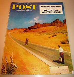 Forest of Death in The Saturday Evening Post September 2, 1961: Robert Craig