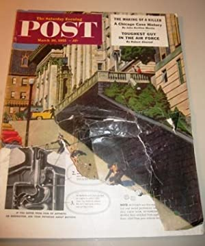 The Case of the Sun Bather's Diary ( fourth of eight parts) in the Saturday Evening Post March...