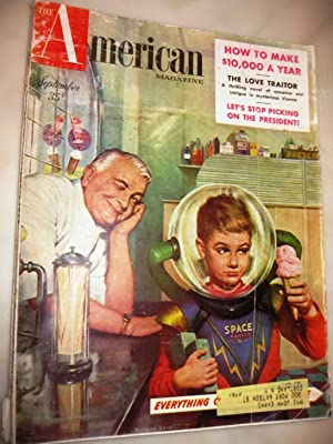 One Victim Too Many in American Magazine September 1953: Kelley Roos