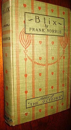 Blix: Frank Norris