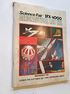 Science Fair SFX-4000 Aeronautical Lab Kit: Wendy Sturton