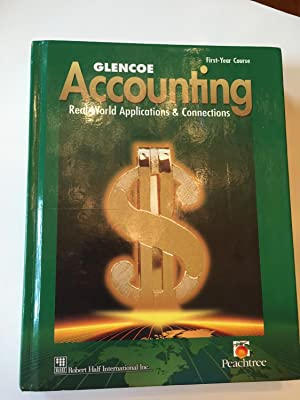 Glencoe Accounting First Year Course: Donald j. Guerrieri