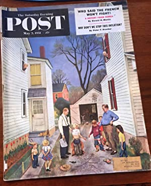 Saturday Evening Post May 5, 1951