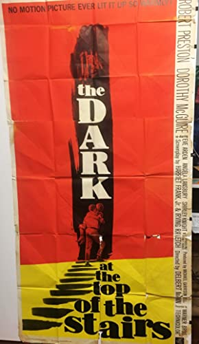 The Dark At The Top of The Stairs 3 Sheet Movie Poster