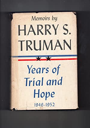 Memoirs by Harry S. Truman: Volume Two: Truman, Harry S.